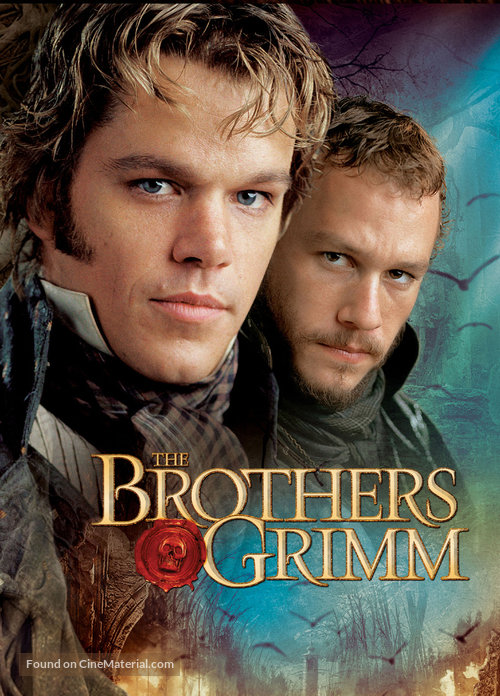 The Brothers Grimm [2005] [DVD9] [NTSC] [Subtitulado]