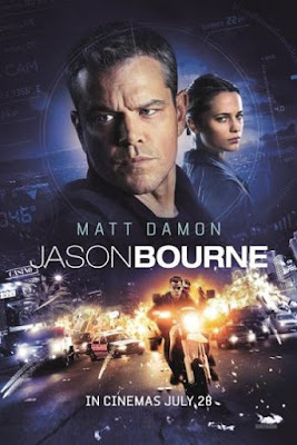 Jason Bourne 2016 Dual Audio 720p HC  1GB Download Now