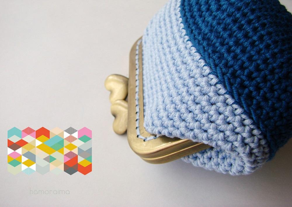 Cómo hacer un monedero de crochet - hamoraima