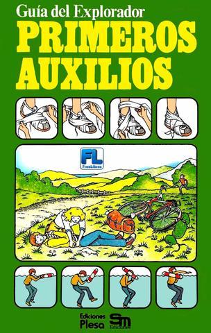 Guía del explorador primeros auxilios