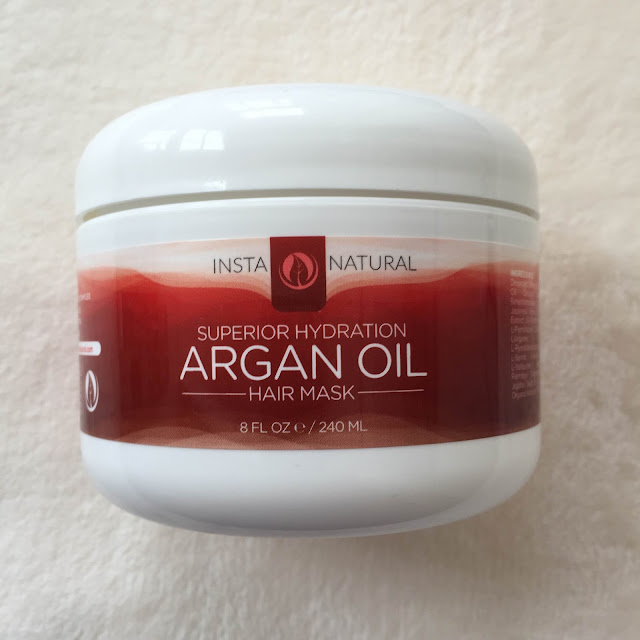 Insta Natural | Argan Oil Hair Mask