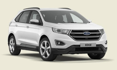 The Ford Edge is a crossover SUV