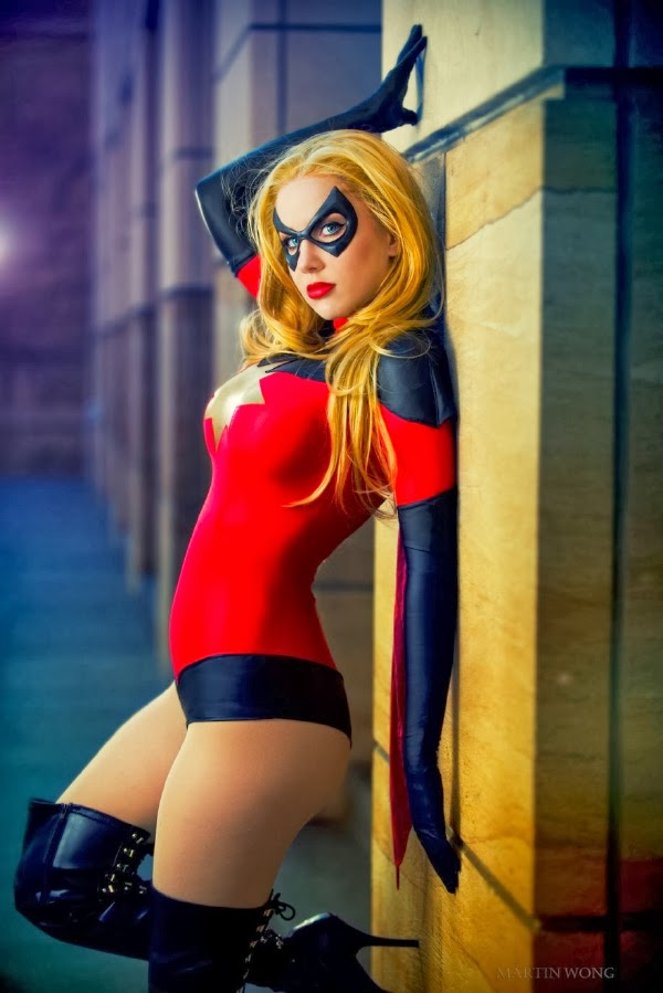 Cosplay: Ms. Marvel