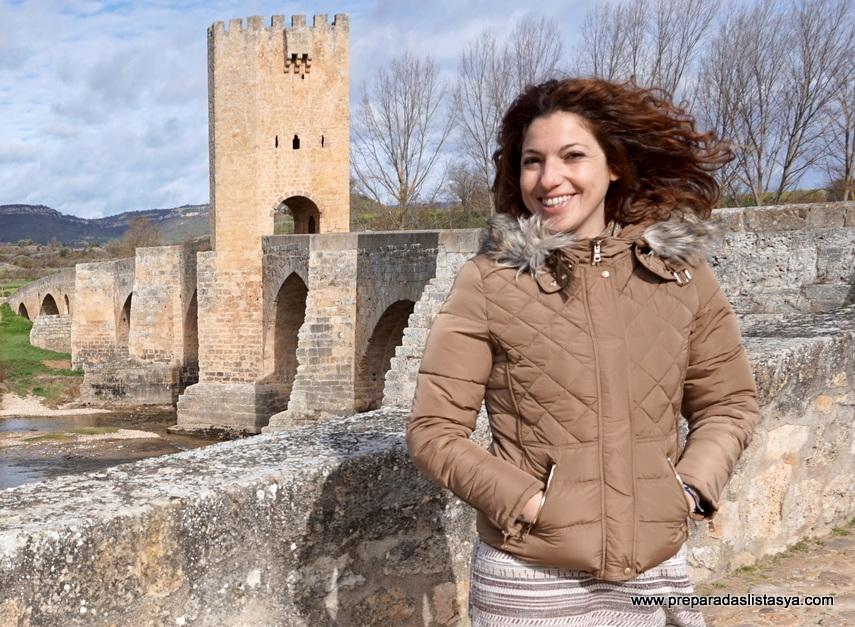 Acueducto romano Frías
