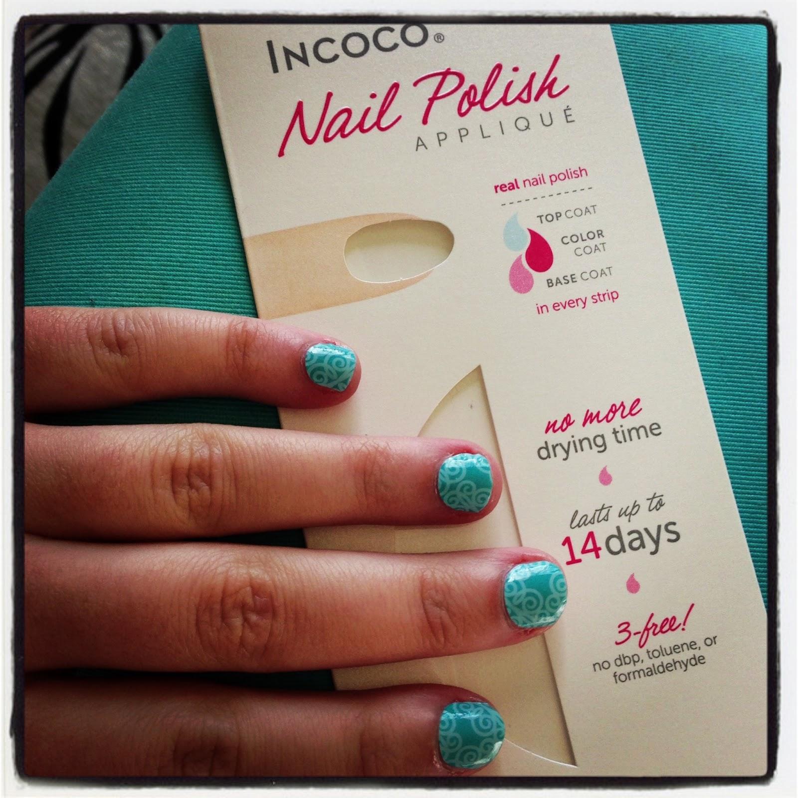 31524b136c0 Dry Nail Polish Strips