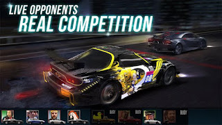 Racing Rivals MOD APK v6.0.2 Hack (Unlimited Money and Gems)
