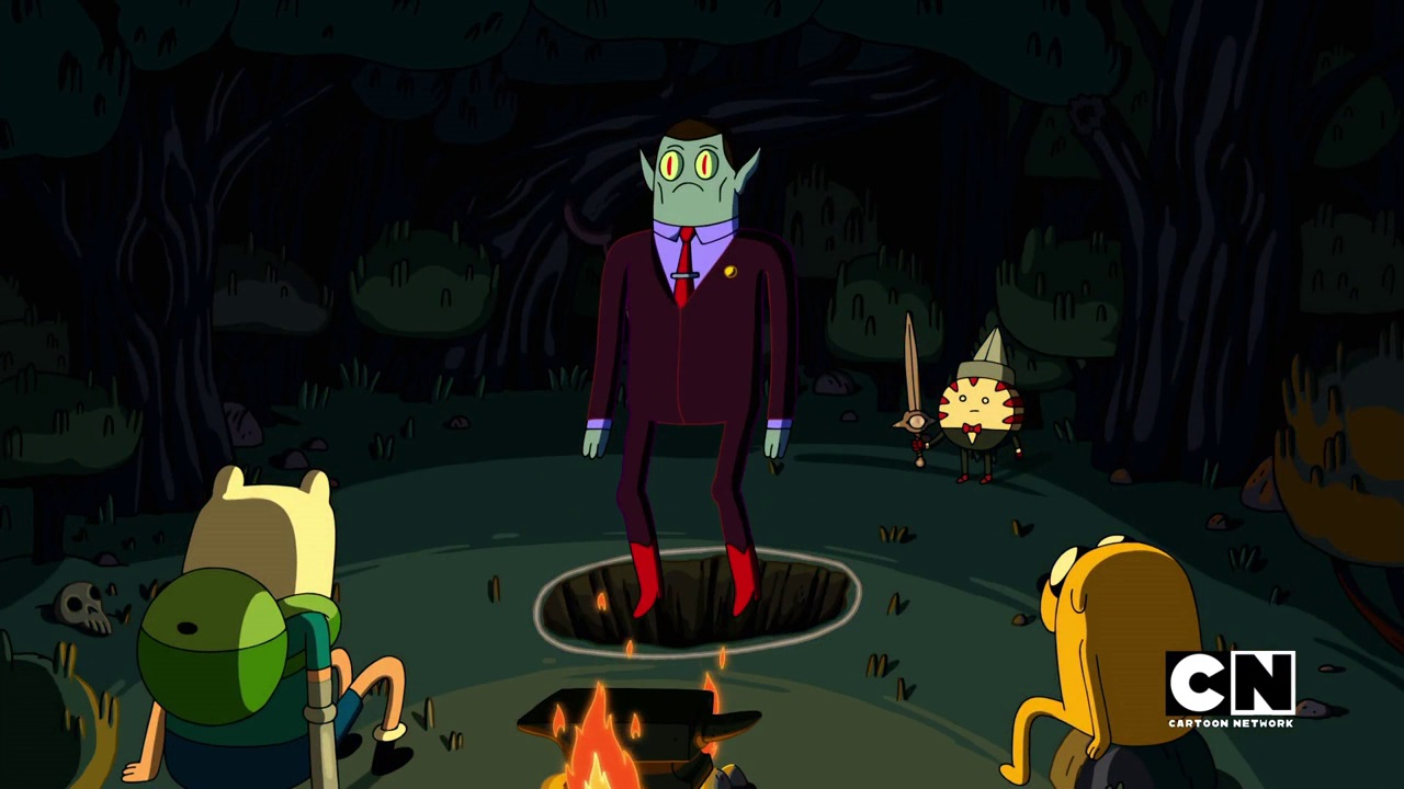 adventure time s09e07 marcy and hunson