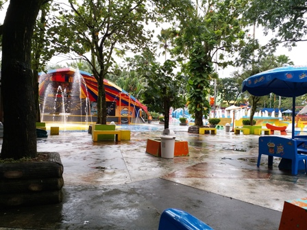 Fountain Futsal, The Jungle Bogor