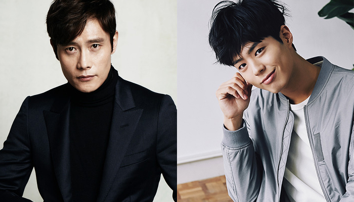 Lee Byung Hyun, Park Bo gum