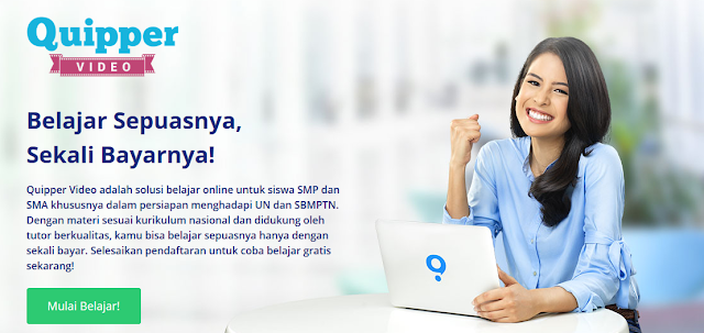 Cara Menggunakan Quipper Video Step By Step