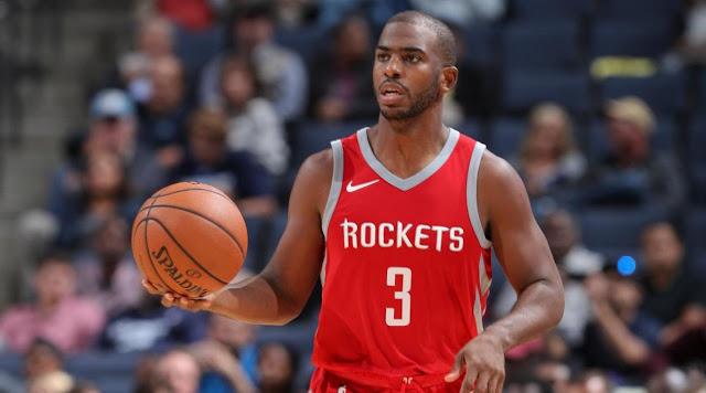 Chris Paul sekarang memenuhi syarat untuk mendaftar perpanjangan empat tahun dengan Rockets