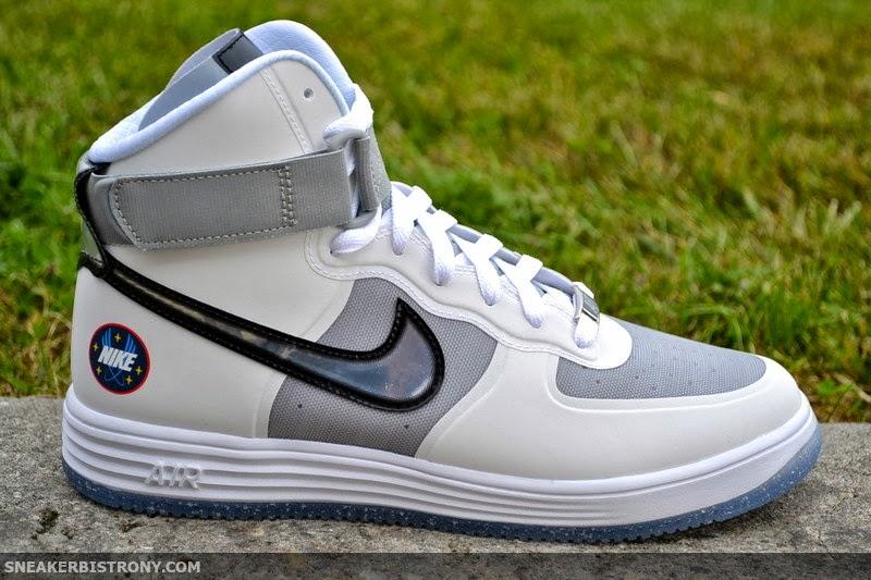 new concept aad1c 3a6ef SNEAKER BISTRO - Streetwear Served w  Class  KICKS   Nike Lunar Force 1 HI  WOW QS
