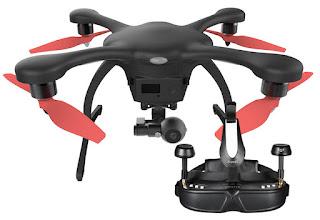 Ghostdrone 2.0 Drone Hantu Dengan Kamera 4K VR Terbaik
