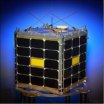 El Projecte Microsat: Primer satèl·lit argentí en òrbita
