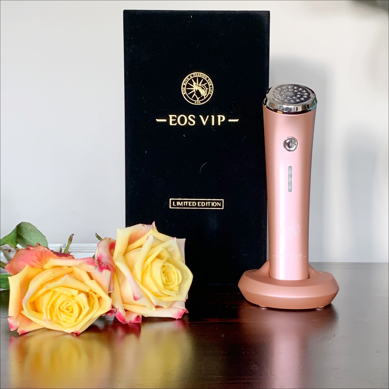 my midlife fashion, eos vip non surgical face lift machine