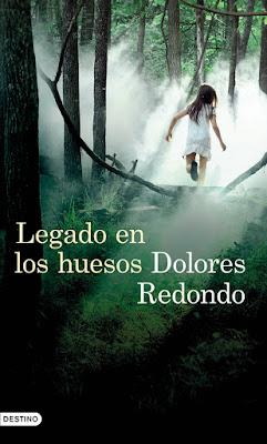 """""""Legado en los huesos"""" de Dolores Redondo"""