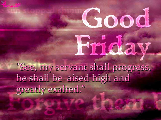 Good friday quotes with pictures