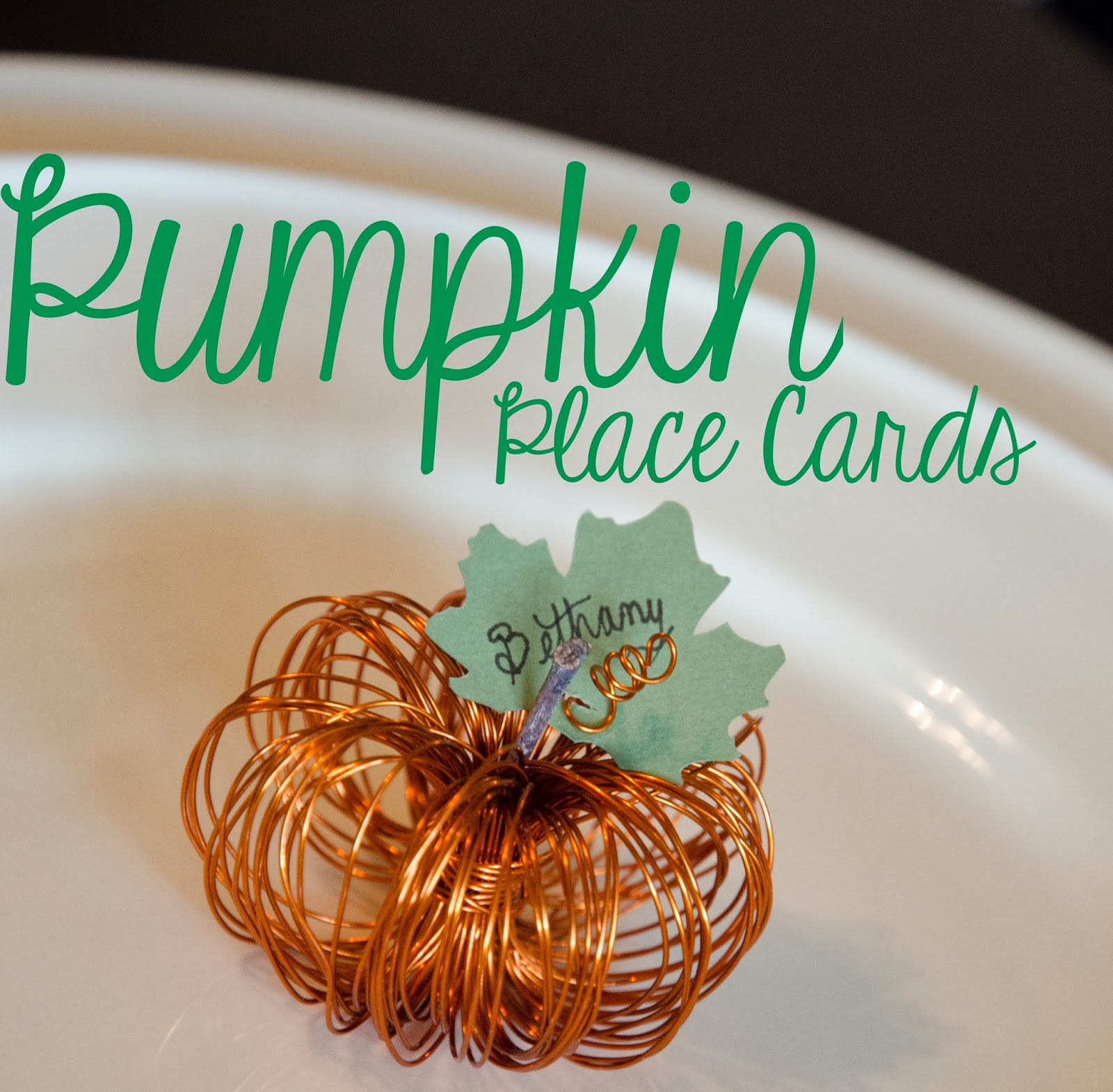 these little loves: Teeny Tiny Pumpkin DIY Thanksgiving ...