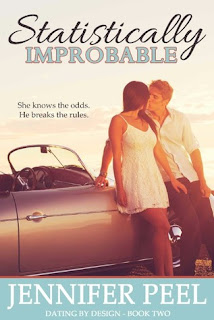 Heidi Reads... Statistically Improbable by Jennifer Peel