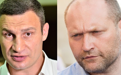 Klitschko and Bereza MP will meet in the second round of elections