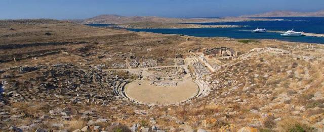 Delos, Mykonos