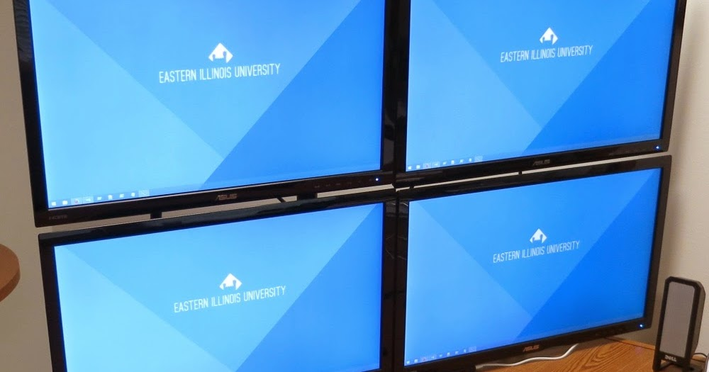 How to setup a Surface Pro tablet with multiple monitors to replace - multi screen display