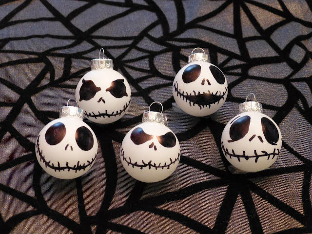 bulbs, Halloween, Nightmare Before Christmas