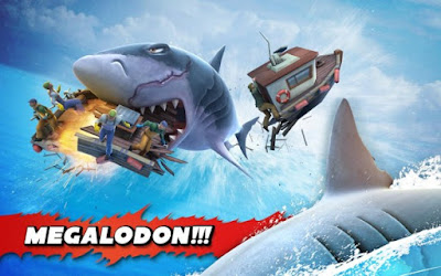 Hungry Shark Evolution v4.1.2 Mod Apk (Unlimited Money) Free Download