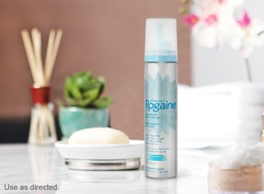 How To Stop The Aging Process   Win 1 Year's Supply of Women's ROGAINE® Foam