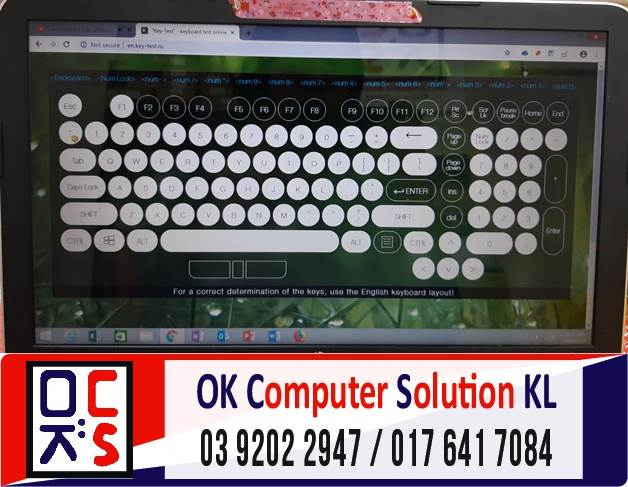 [SOLVED] MASALAH KEYBOARD HP 15-AB031AX | REPAIR LAPTOP CHERAS 3