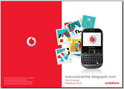 Vodafone Chat 655 Manual Cover