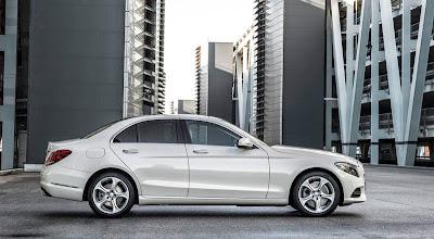 C Sınıfı Mercedes