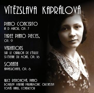KAPRALOVA, V. - Piano concerto et al