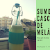 Como reaproveitar as cascas de melão - Sumo de cascas de melão! / How to use melon rinds - Melon rind juice!