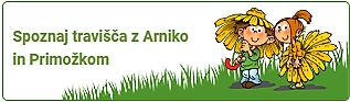 Spoznaj travišča z Arniko in Primožem