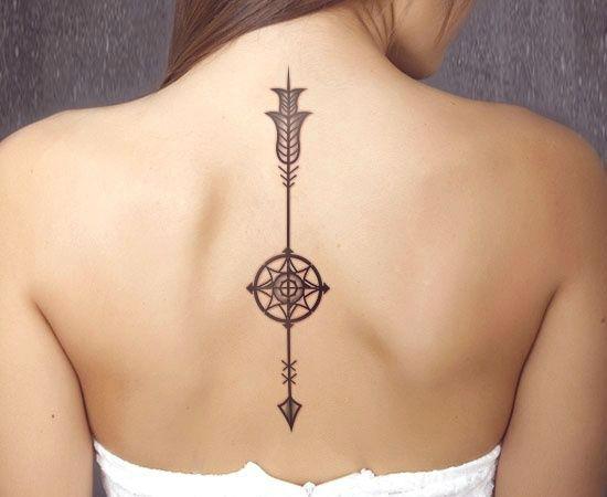 Tatuajes Femeninos Para La Columna Vertebral Belagoria La Web De