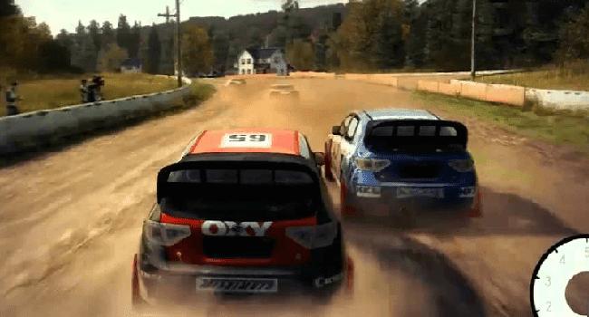 تحميل لعبة سباق سيارات Dirt 3 للكمبيوتر