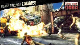 Guns, Cars and Zombies v2.0.7 Mod