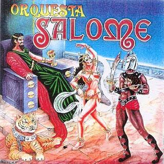 ORQUESTA SALOME - ORQUESTA SALOME (1983)