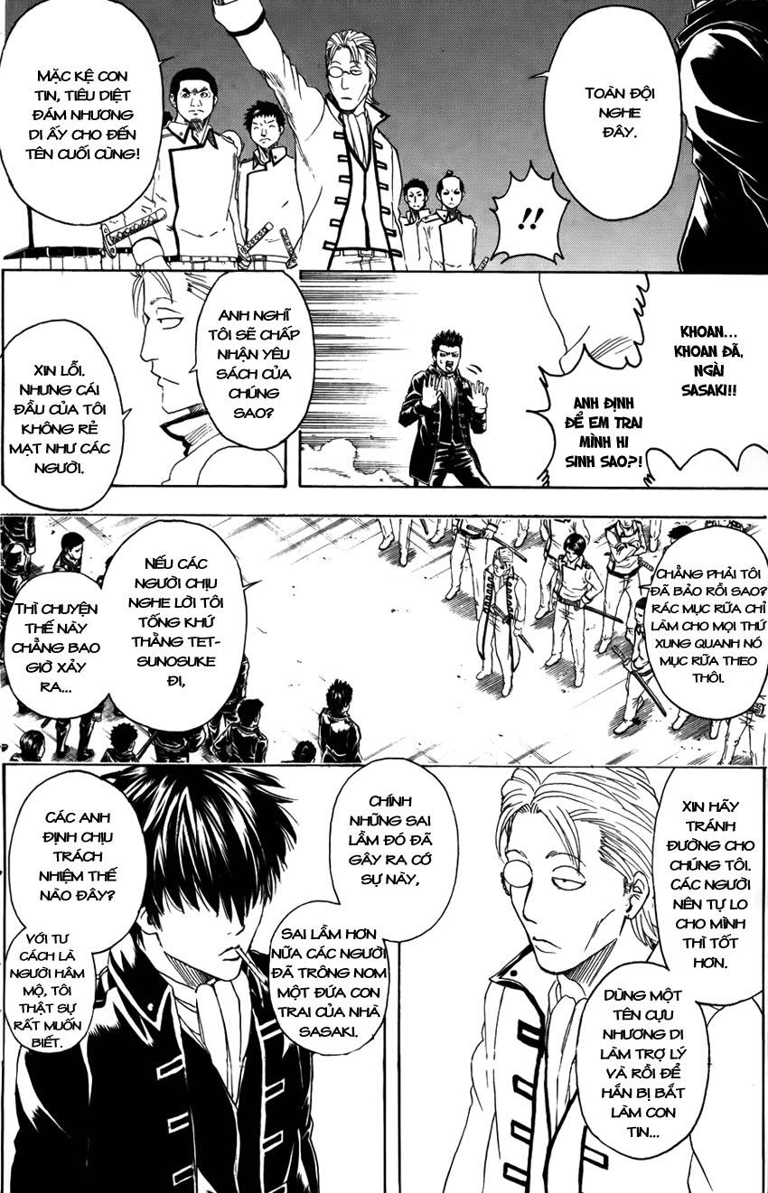 Gintama Chap 367 page 13 - Truyentranhaz.net