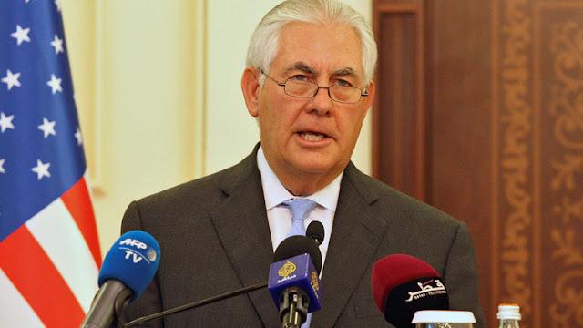 Tillerson explica las nuevas sanciones de EE.UU. como una forma de mejorar 'la amistad' con Rusia