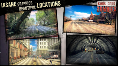 Guns, Cars, Zombies 1.0.8 Mod Apk + Data Download