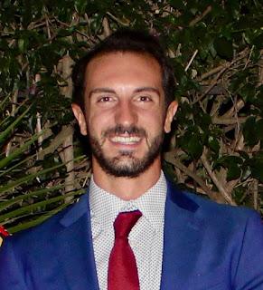 Armando Borriello è il presidente di Fedespedi Giovani