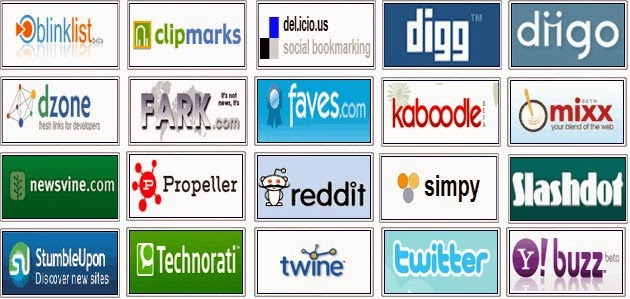 Social Book Marking Site List: Top 500 Dofollow Social