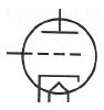 Tube Symbol - Triode