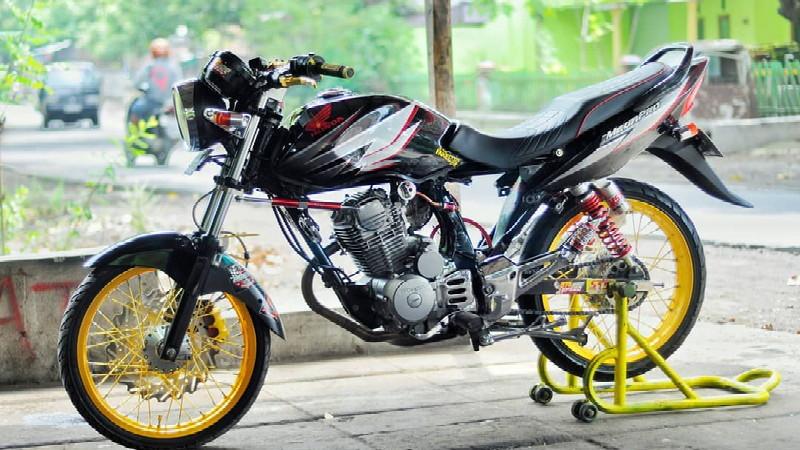 gambar Megapro modifikasi Thailook