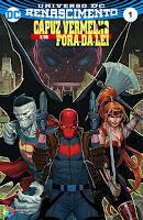 DC Renascimento: Capuz Vermelho e os Foras da Lei #1