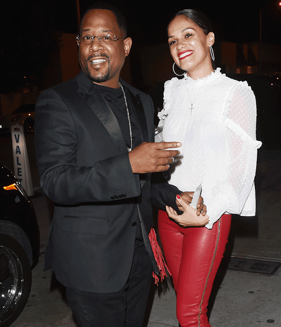 Photos: Comedian Martin Lawrence Proposes To Latina ...
