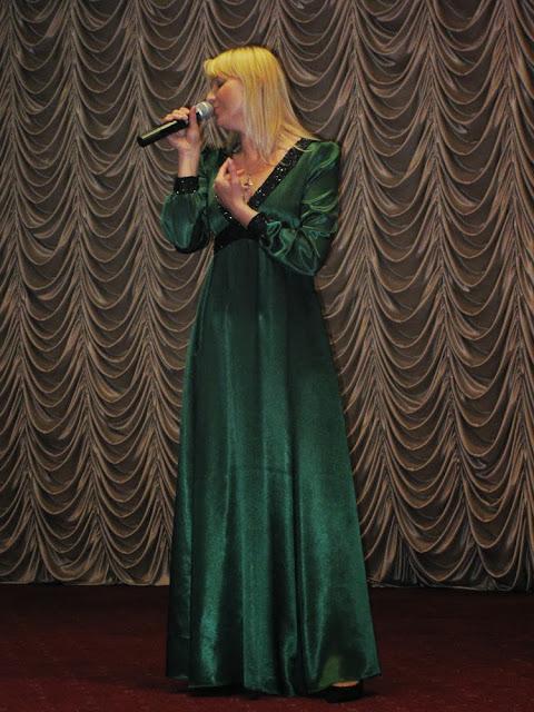 певица Агнесса Арбатова