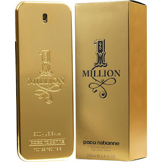 perfume One Million - De Paco Rabanne